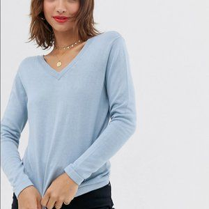 ESPRIT Women's XS Cloud Blue Sweater
